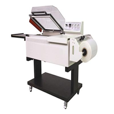 封切收縮包裝機_L型全自動封切機_熱收縮膜包裝機