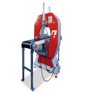 AREA全自動水平纏繞機  帶鋼纏繞包裝機   搖臂纏繞包裝機  專業的搖臂機制造商