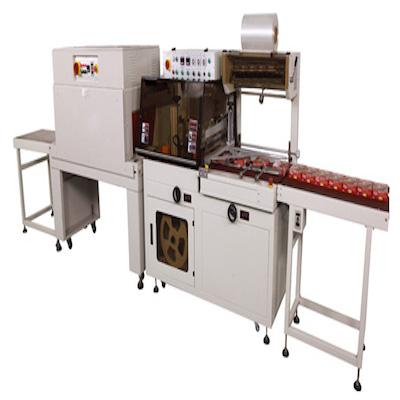 全自動L型封切機_口罩包裝機_自動熱收縮膜包裝機